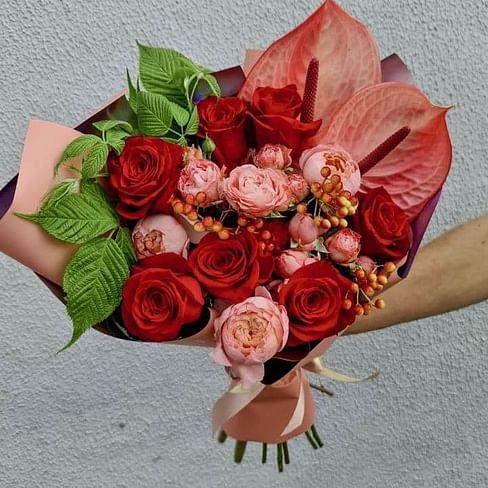 "Букет цветов ""Наина"""