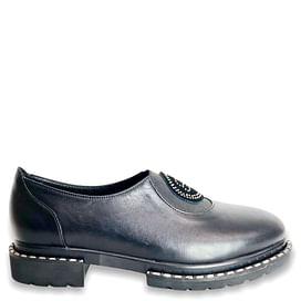 Туфлі Турция чорні NOD TREND 004