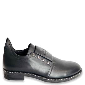 Туфлі Турция чорні NOD TREND 005