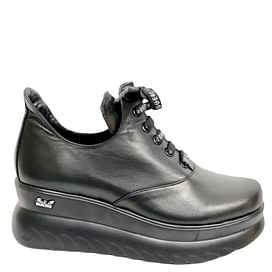 Туфлі Турция чорні G.U.E.R.O 007
