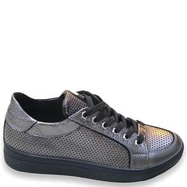 Кросівки темно-срібні NOD TREND 020