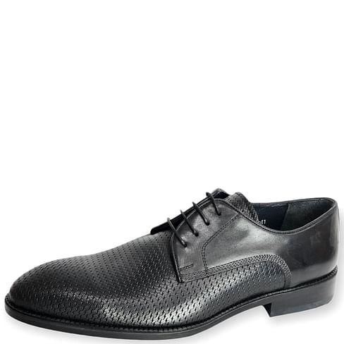 Туфлі Туреччина чорні ROVIGO 003