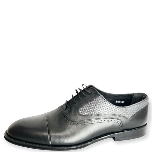 Туфлі Туреччина чорні ROVIGO 005