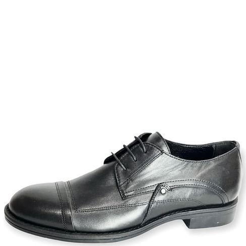 Туфлі Туреччина чорні ROVIGO 007