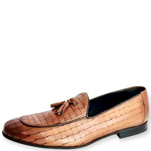 Туфлі Туреччина коричневі ROVIGO 009