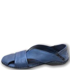 Босоніжки Туреччина сині чоловічі Luchano Belini 005
