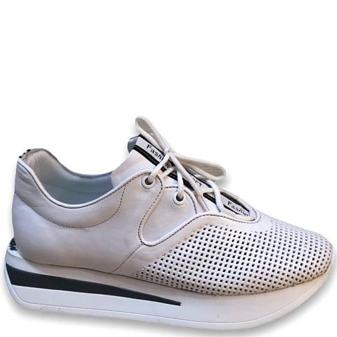 Кросівки Турция білі NOD TREND 001
