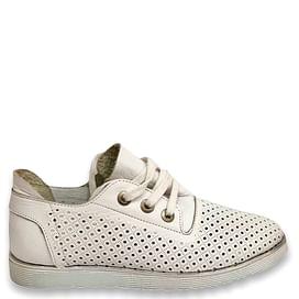 Кросівки Турция білі NOD TREND 003