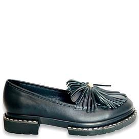 Туфлі Турция чорні NOD TREND 001