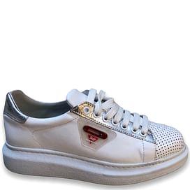 Кросівки Турция білі NOD TREND 015