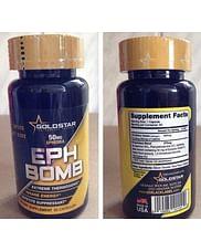 Капсулы EPH Bomb Термогенные жиросжигатели