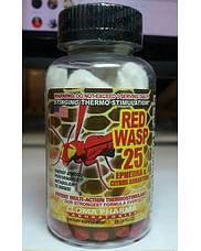 Таблетки Red Wasp для похудения Термогенные жиросжигатели 75