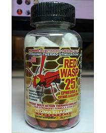 "Красная оса ""Red Wasp"" Cloma Pharma"