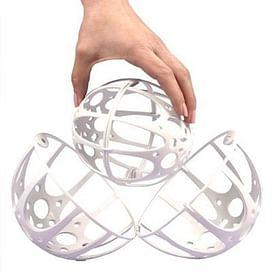 Контейнер для стирки бюстгальтеров Bubble Bra