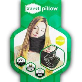 Дорожная ортопедическая подушка для путешествий
