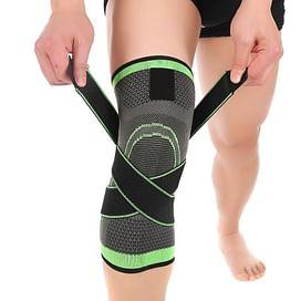 Фиксатор для коленного сустава компрессионный