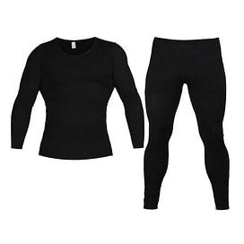 Мужское термобелье комплект термофутболка и штаны