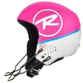 Шолом гірськолижний Rossignol XL White-Pink SKL35-221843 Rossignol