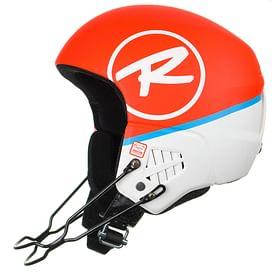 Шолом гірськолижний Rossignol XL White-Red SKL35-221844 Rossignol