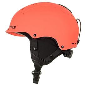 Шолом гірськолижний Sinner XS Neon Orange SKL35-221877 Sinner