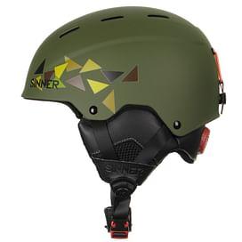 Шолом гірськолижний Sinner Xxs Green SKL35-221883 Sinner