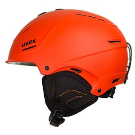 Шолом гірськолижний Uvex L-XL Orange SKL35-221919 uvex