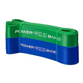 Эспандер-петля, резинка для фитнеса и спорта 4FIZJO Power Band 2 шт 26-46 кг 4FJ0061 SKL41-227845 4FIZJO