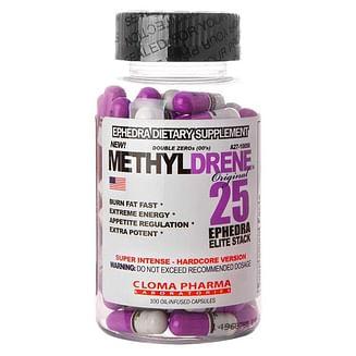 Метилдрен элит Methyldrene Elite для похудения Термогенные жиросжигатели
