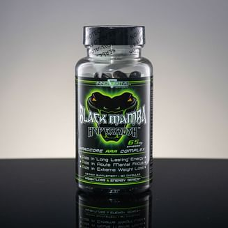 Черная мамба Black mamba для похудения Термогенные жиросжигатели