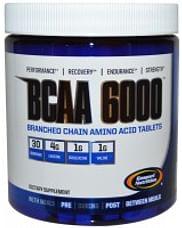 Гаспари Gaspari Nutrition-BCAA 6000 180 таб Аминокислоты