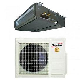 Канальний кондиціонер Neoclima ERP до -20 C Inverter
