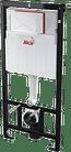 Инсталляция для подвесного унитаза Alca Plast AМ 101/1120
