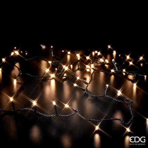 Елочная гирлянда EDG Enzo De Gasperi LUCI LED X1000 (50+3MT) Арт.680997,12