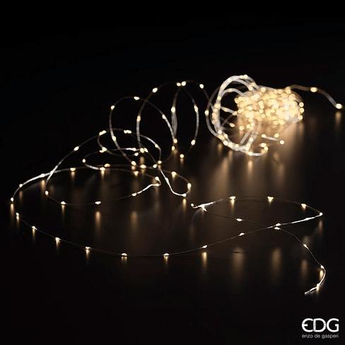Елочная гирлянда EDG Enzo De Gasperi LUCI LED X300 (15+3MT) Арт.677597,12