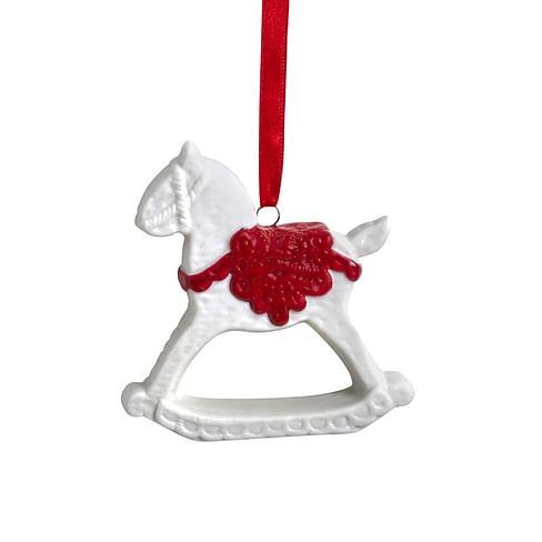 Новогоднее украшение SIA XMAS ROCKING HORSE Арт.963133