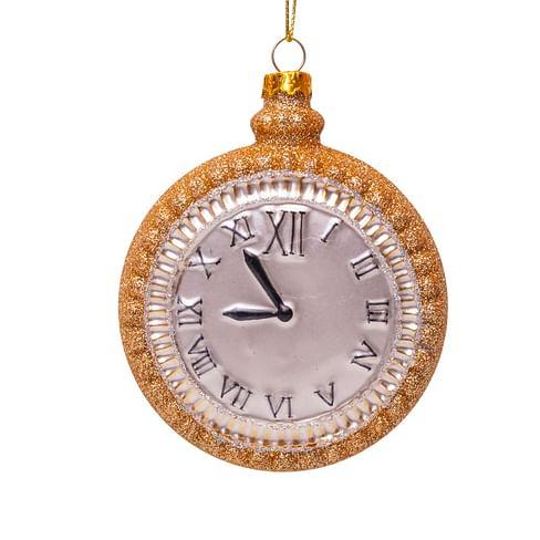 Новогоднее украшение Vondels Gold watch Арт.1162800090014