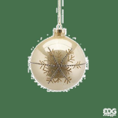 Новогоднее украшение EDG Enzo De Gasperi FIOCCONEVE Арт.683315,14