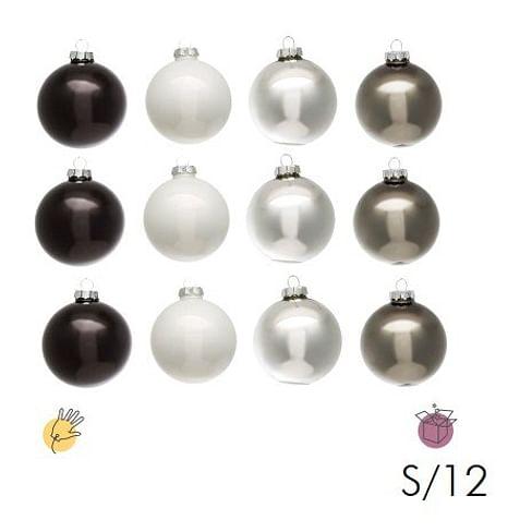 Новогоднее украшение набор SIA XMAS BALLS Арт.962846