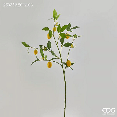 Ветка лимона EDG Enzo De Gasperi Арт.250352,20
