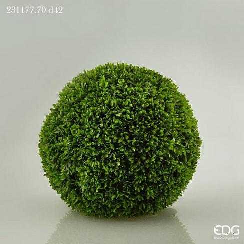 Сфера из самшита EDG Enzo De Gasperi Арт.231177,7