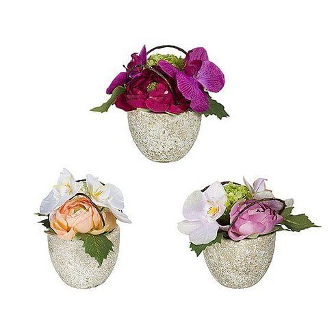 Цветы в горшке SIA Арт.060091