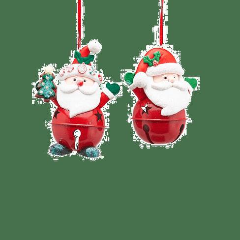 Новогоднее украшение EDG Enzo De Gasperi CAMPANELLO BABBO Арт.683077,43