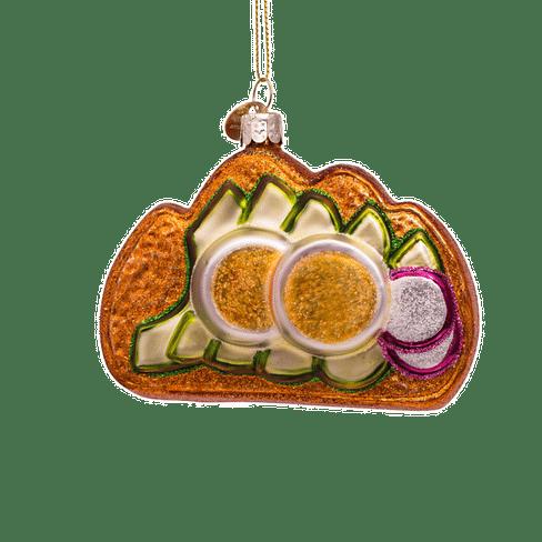 Новогоднее украшение Vondels Sandwich w/egg and avocado Арт.5191260075015