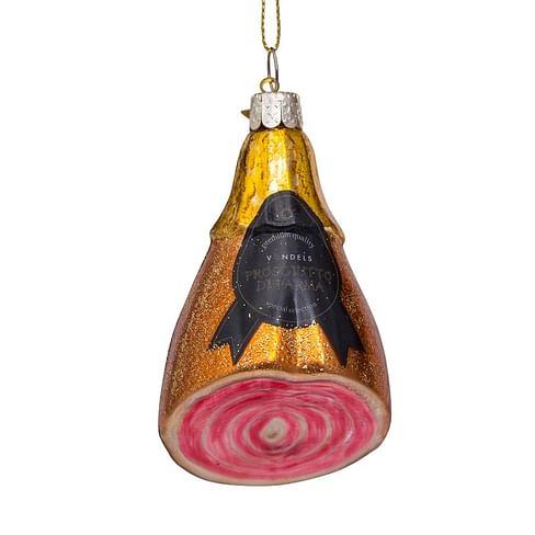 Новогоднее украшение Vondels Gold parma ham Арт.2202840090014