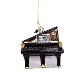 Новогоднее украшение Vondels Black grand piano Арт.2202830070019