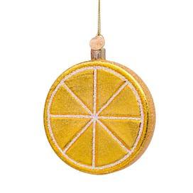 Новогоднее украшение Vondels Lemon slice Арт.1182510090012