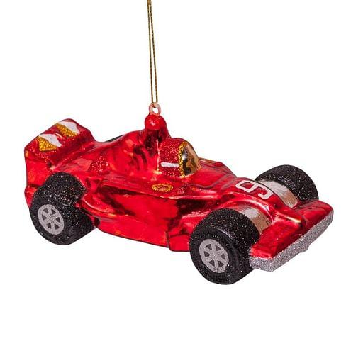 Новогоднее украшение Vondels Red racing car Арт.1162720100015