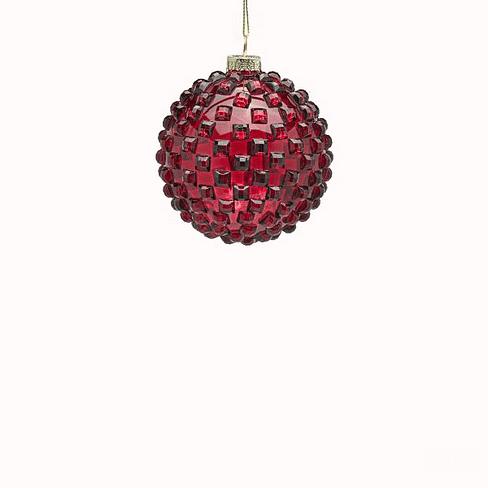 Новогоднее украшение EDG Enzo De Gasperi JEMS Арт.683363,48