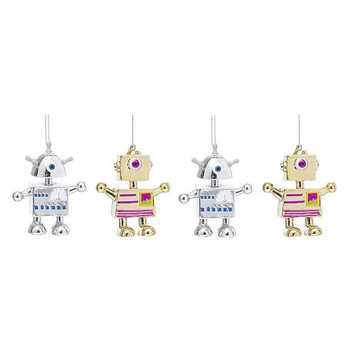 Новогоднее украшение SIA ROBOT Арт.963141