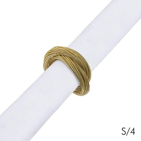 Кольца для салфеток SIA JEWEL Арт.450007